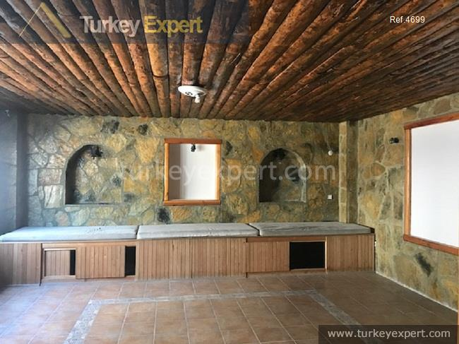 spacious private villa in izmir10
