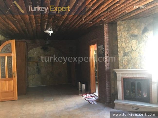 spacious private villa in izmir11