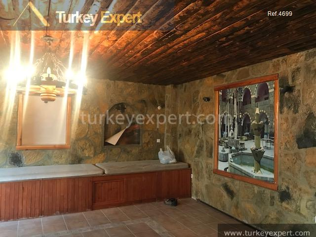 spacious private villa in izmir13