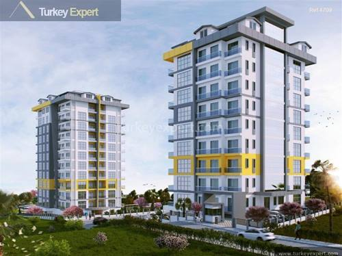 Bargain apartments to invest in Mahmutlar Alanya