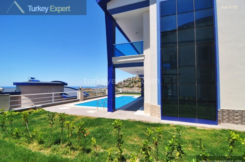 spacious villa with private pool2
