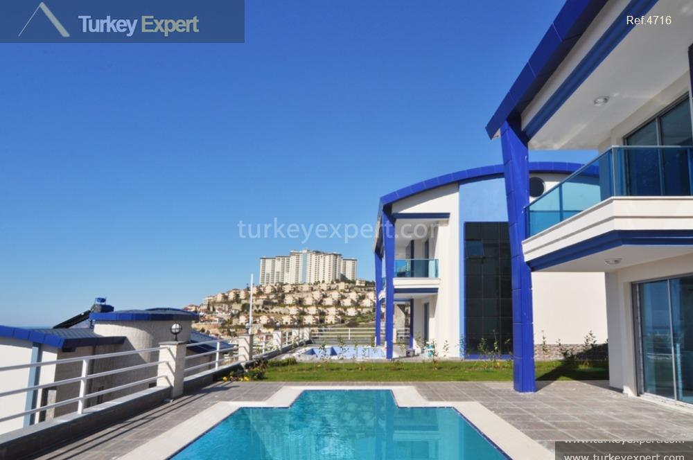 spacious villa with private pool6