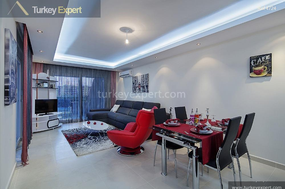 affordable apartments in alanya with10