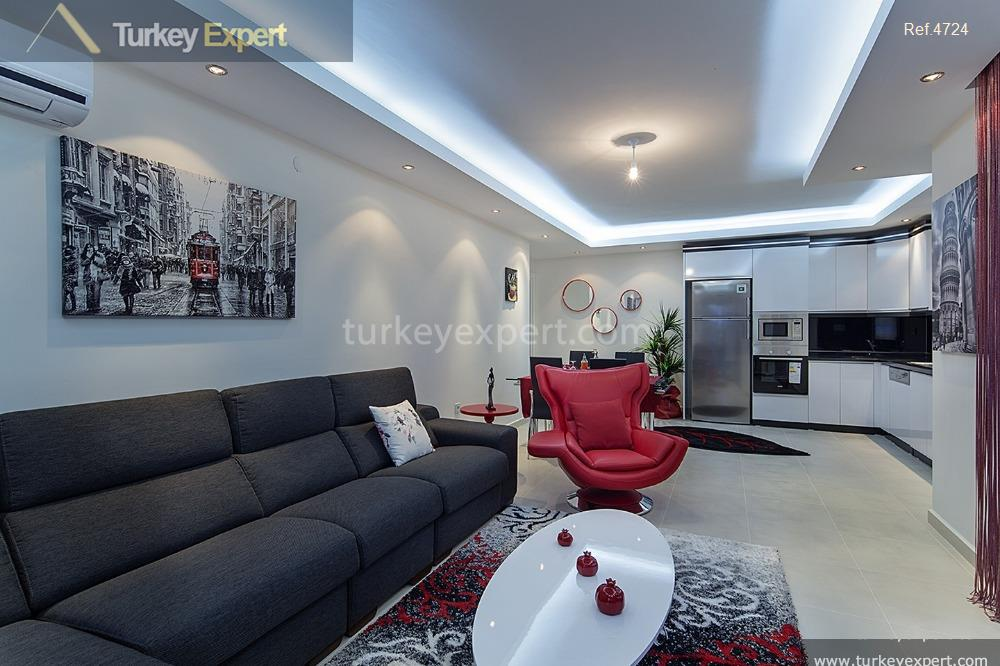 affordable apartments in alanya with11