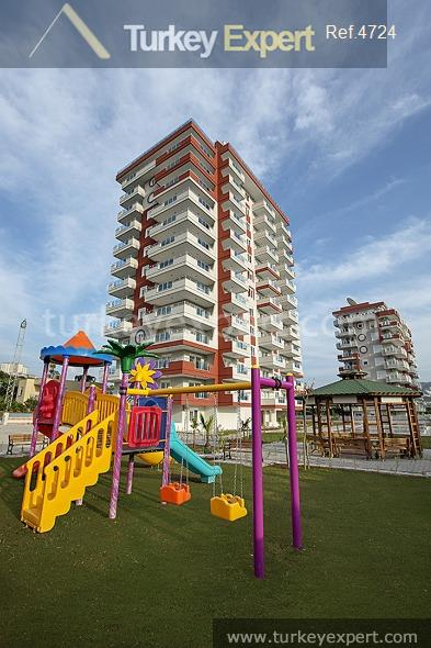 affordable apartments in alanya with3