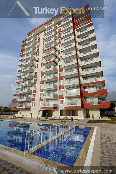 affordable apartments in alanya with4