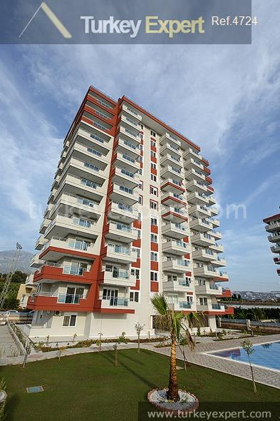 affordable apartments in alanya with6