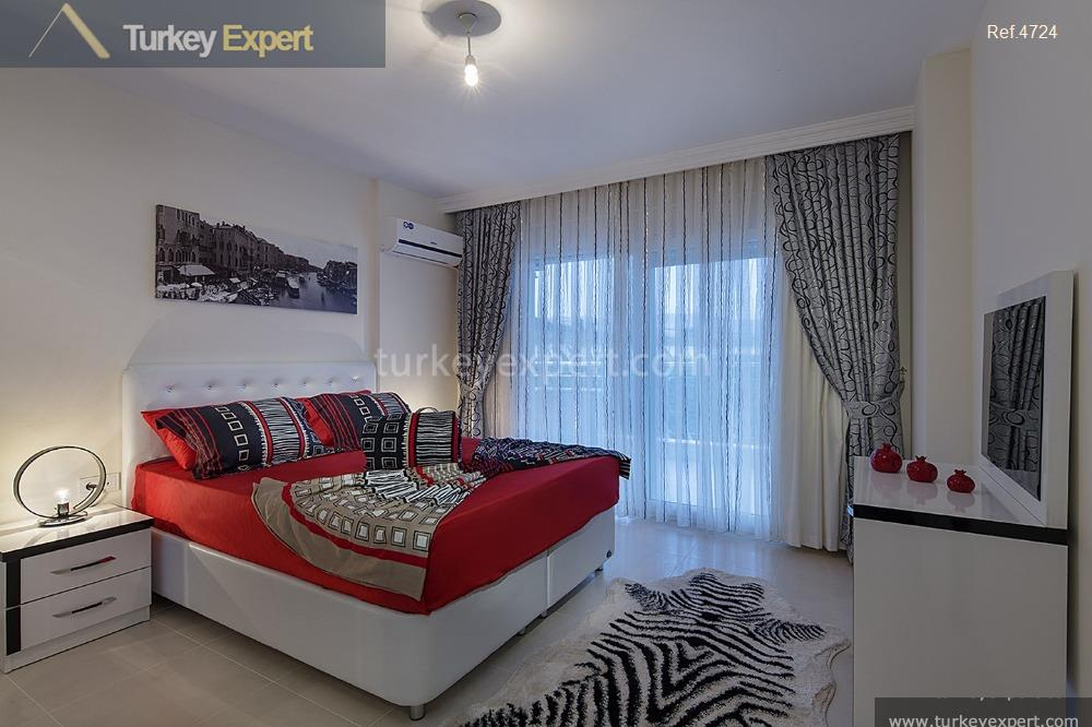 affordable apartments in alanya with8