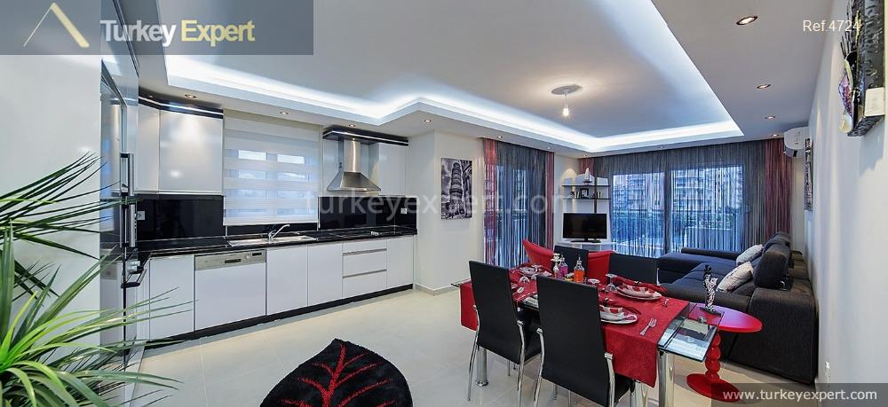 affordable apartments in alanya with9