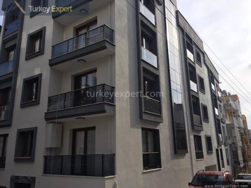 3-bedroom new apartment in Izmir with en-suite