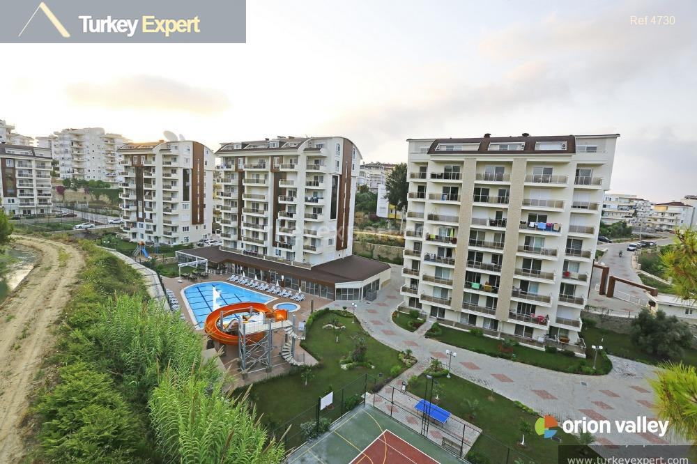 alanya apartments on a nicely1
