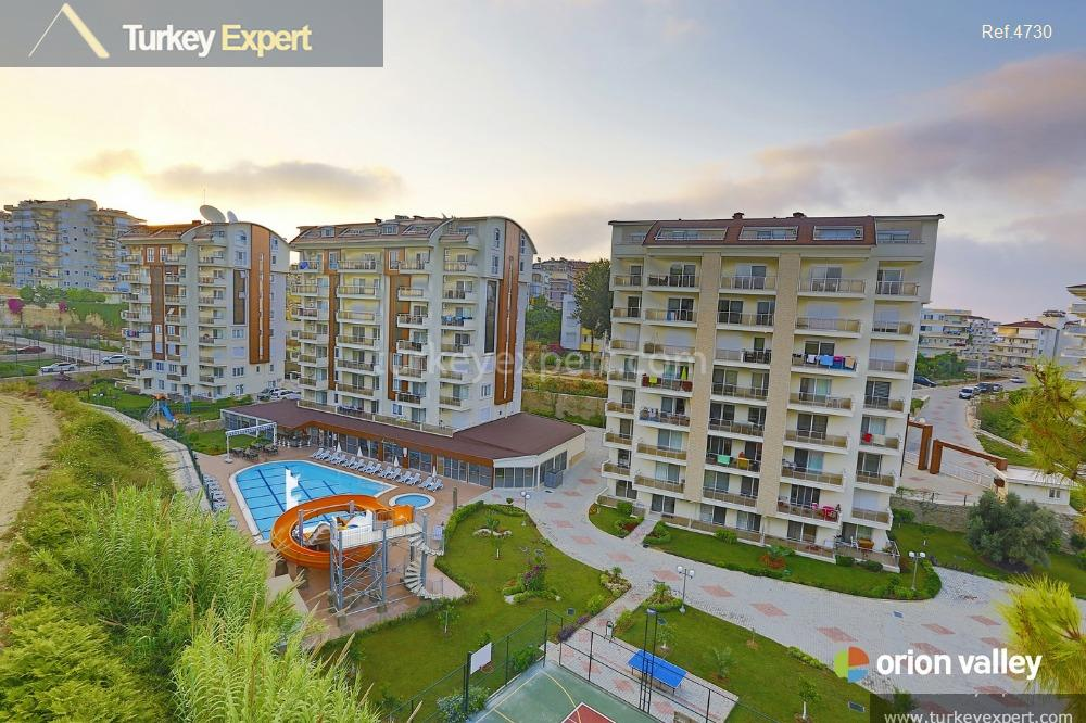 alanya apartments on a nicely15