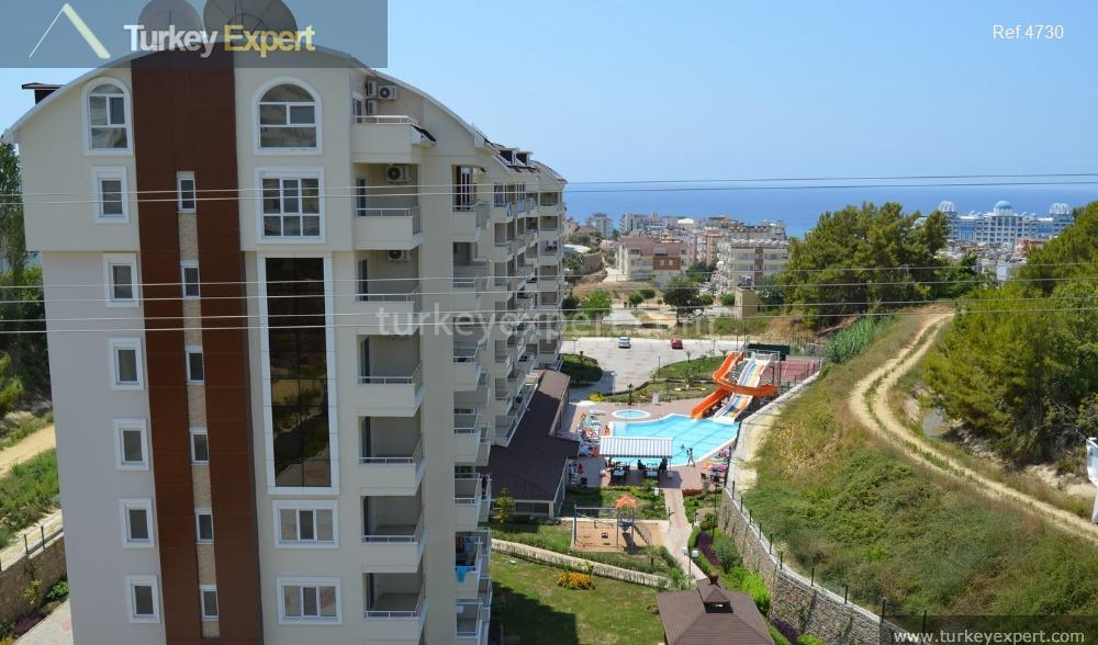 alanya apartments on a nicely4