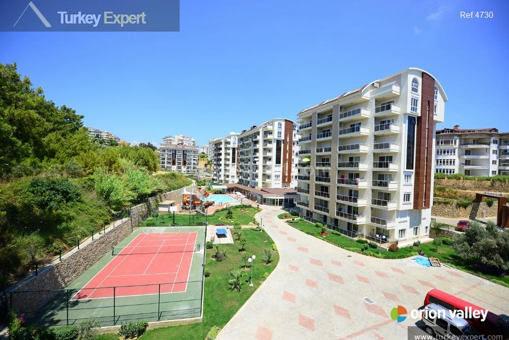alanya apartments on a nicely5