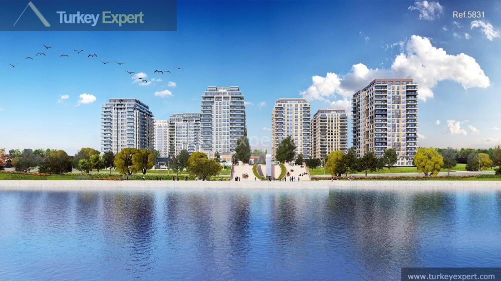 1impressive seafront project in istanbul7