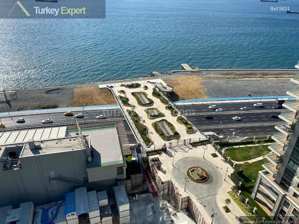 impressive seafront project in istanbul39