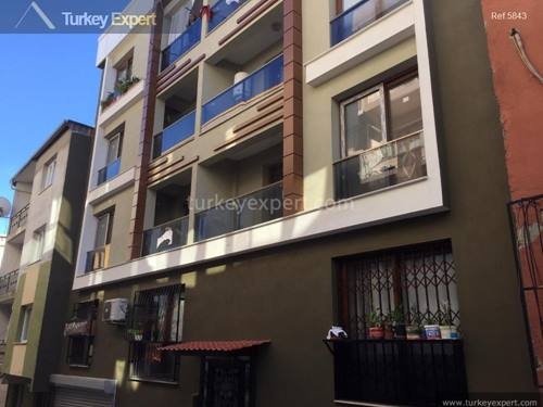 New apartment in Izmir close to the airport, shops and schools