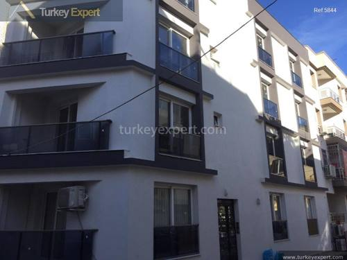 Choice of affordable residential apartments for sale in Izmir