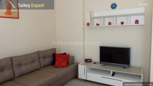 Recently built city center apartment in Kusadasi