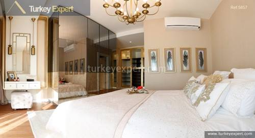 New built apartments for sale in Istanbul Kagithane