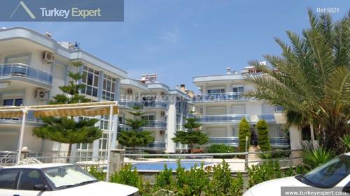 New, fully furnished apartment with pool in Ada Residence,  Kusadasi