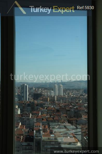 bomonti residence istanbul tower project28