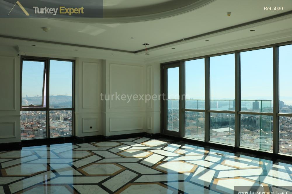 bomonti residence istanbul tower project30