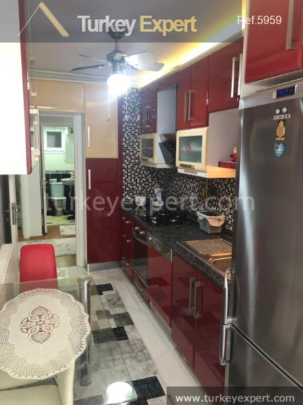 karsiyaka apartment in izmir in5