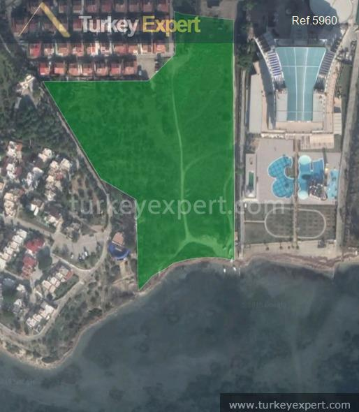 beachfront land for sale in1
