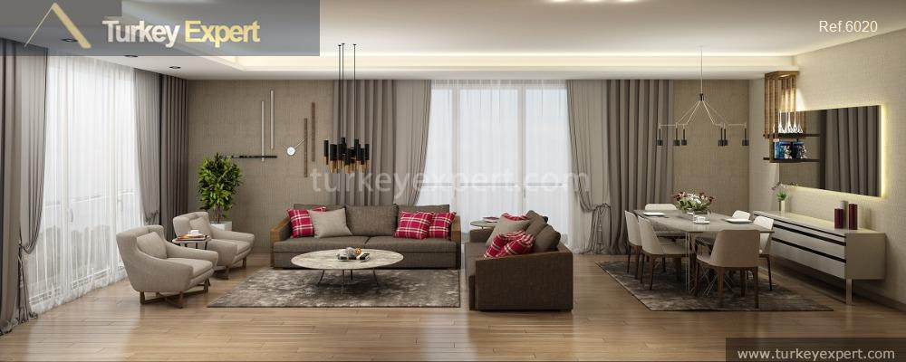 modern apartments for sale in1