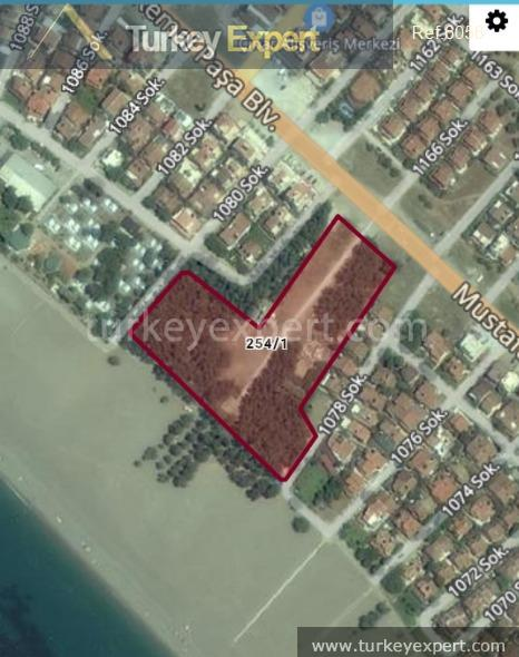 seafront land for sale near1