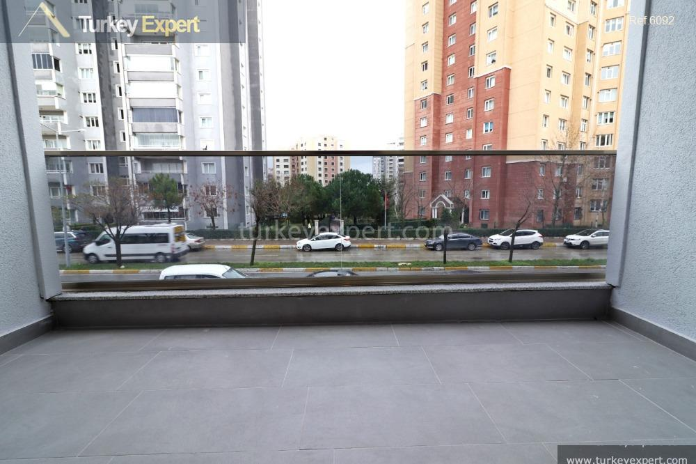 new development in beylikduzu with16