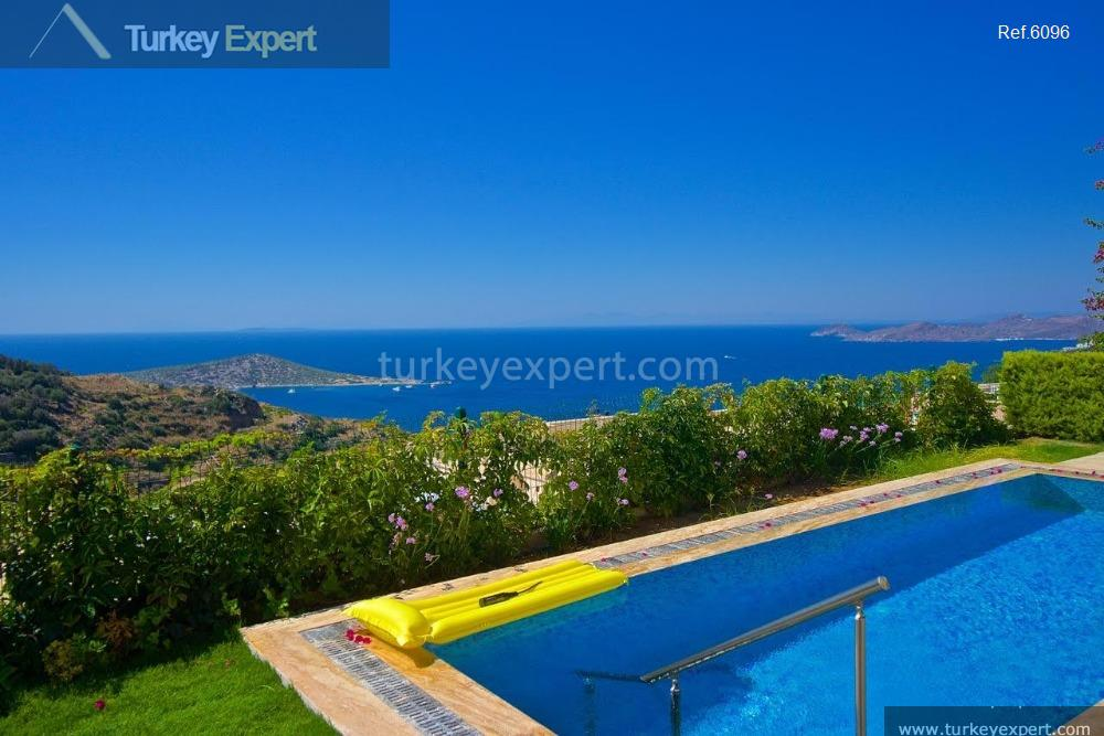 beautiful sea view villa for1