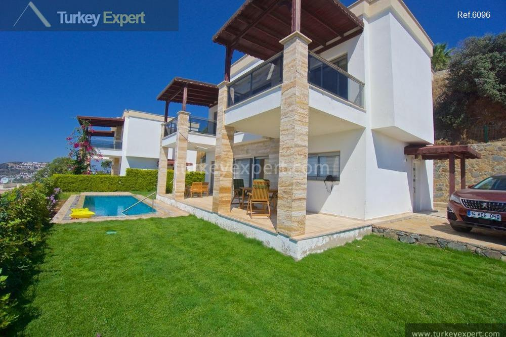 beautiful sea view villa for12