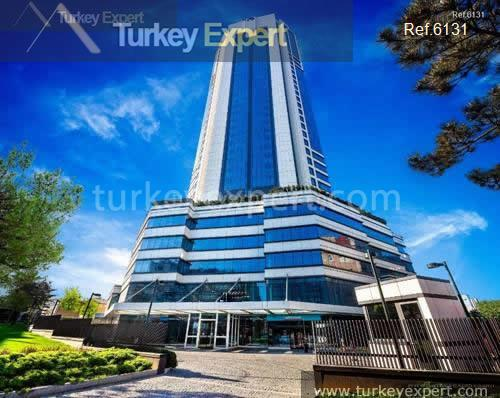 Luxury investment apartments in Istanbul Mecidiyekoy