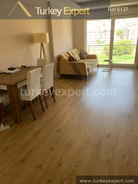 furnished 1bed apartment in antalya1