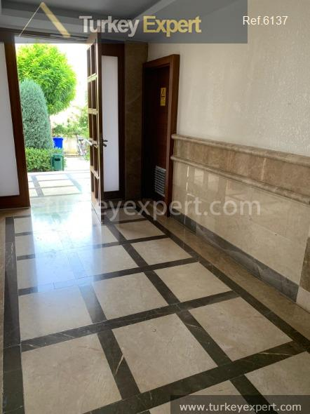 furnished 1bed apartment in antalya11