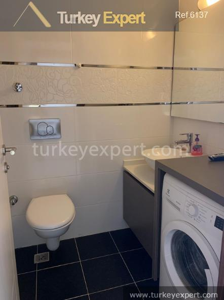 furnished 1bed apartment in antalya12