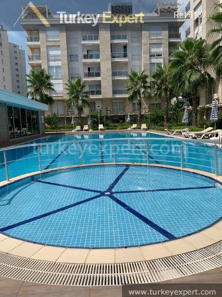 furnished 1bed apartment in antalya17