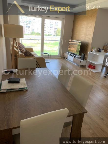 furnished 1bed apartment in antalya2