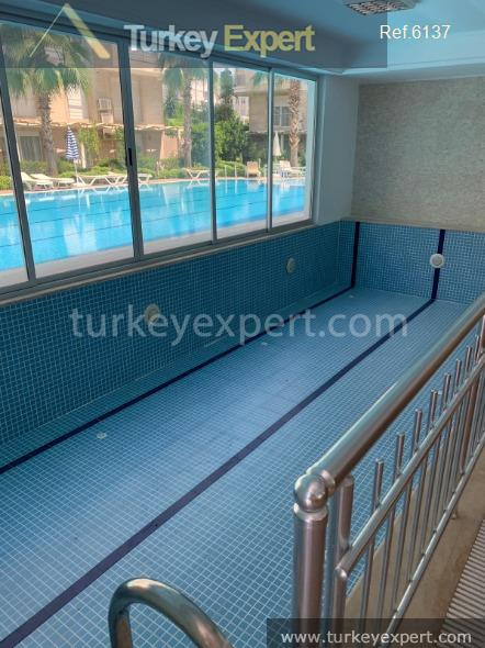 furnished 1bed apartment in antalya20
