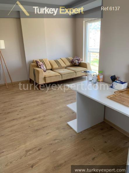 furnished 1bed apartment in antalya7