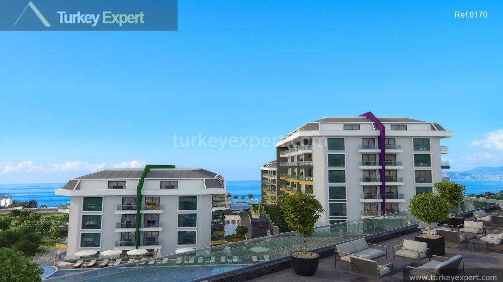 sea view apartments in alanya1