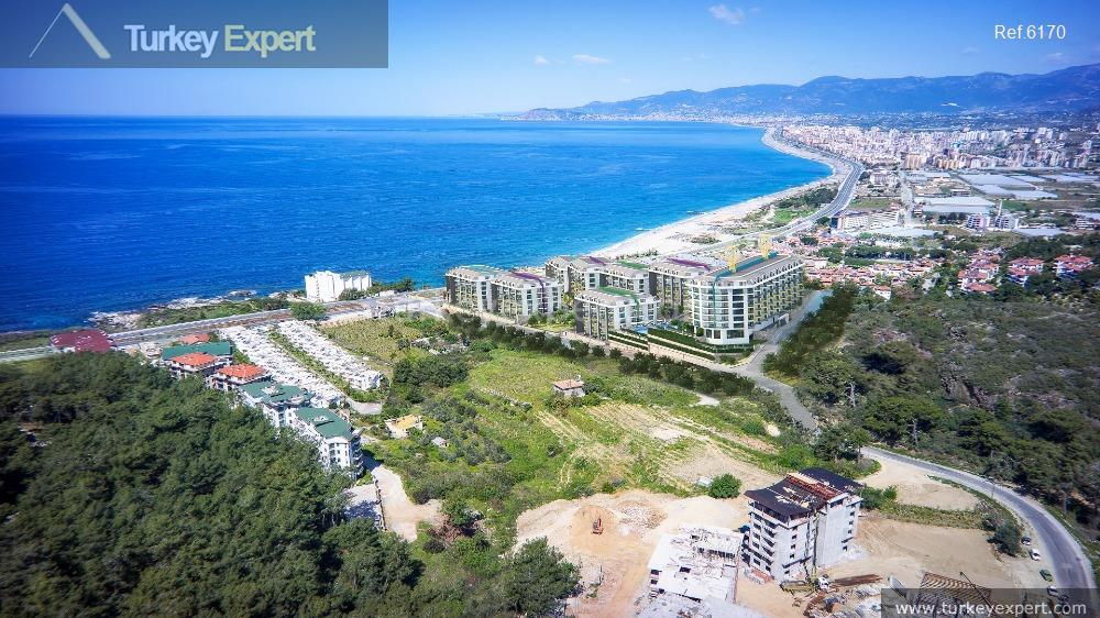 sea view apartments in alanya20