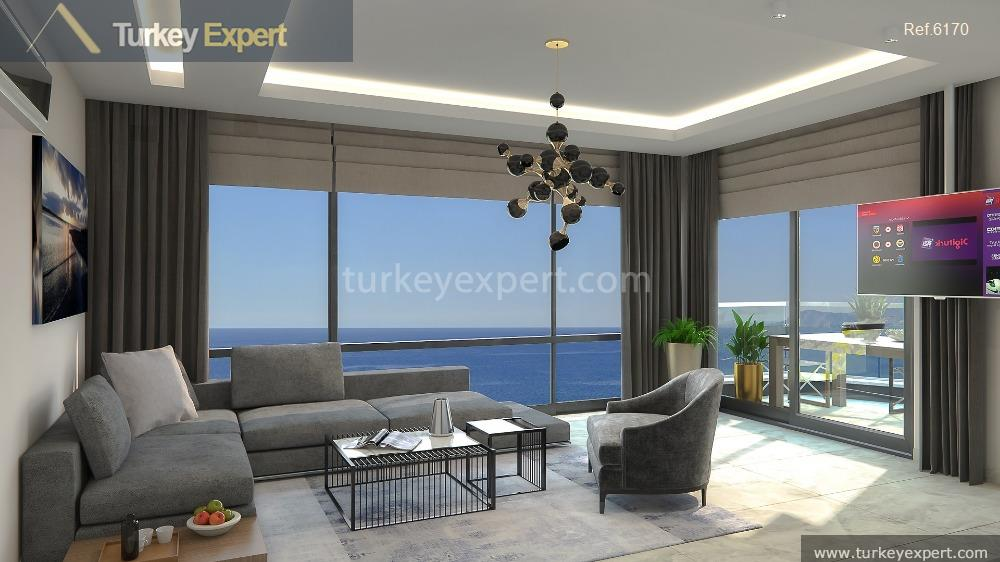sea view apartments in alanya26