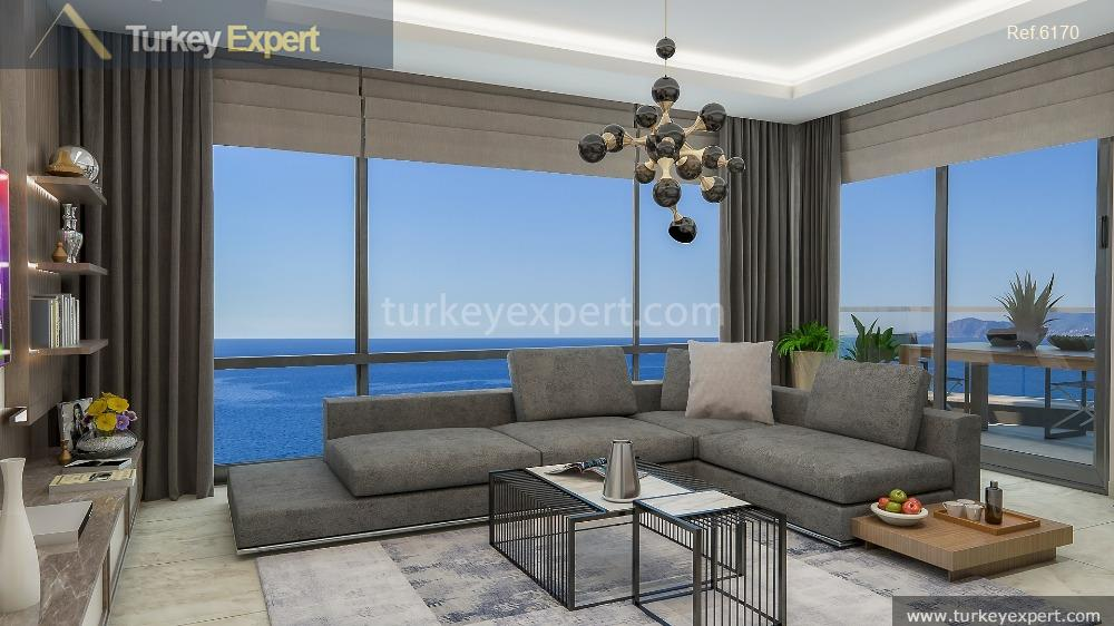sea view apartments in alanya28