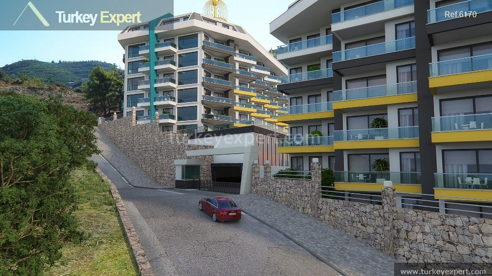 sea view apartments in alanya5