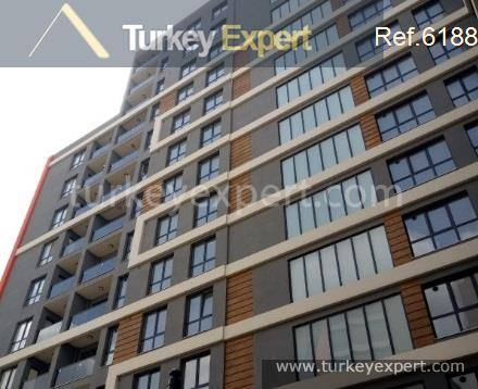 Modern, family-oriented project with open-air shopping concept near Istanbul Halkali