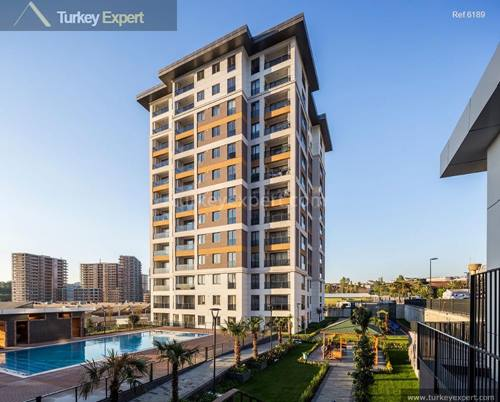 Brand new apartments for sale in the historic Topkapi area of Istanbul