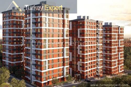 Affordable family flats in a fast-developing region near Basin Ekspres